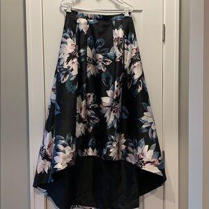 Eliza J High Low Skirt